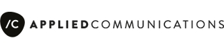 Applied communications logo